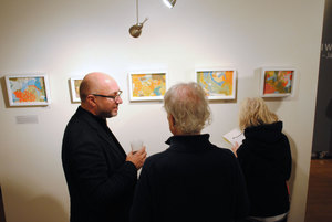 Gallerie Citi: Small Works Holiday Show